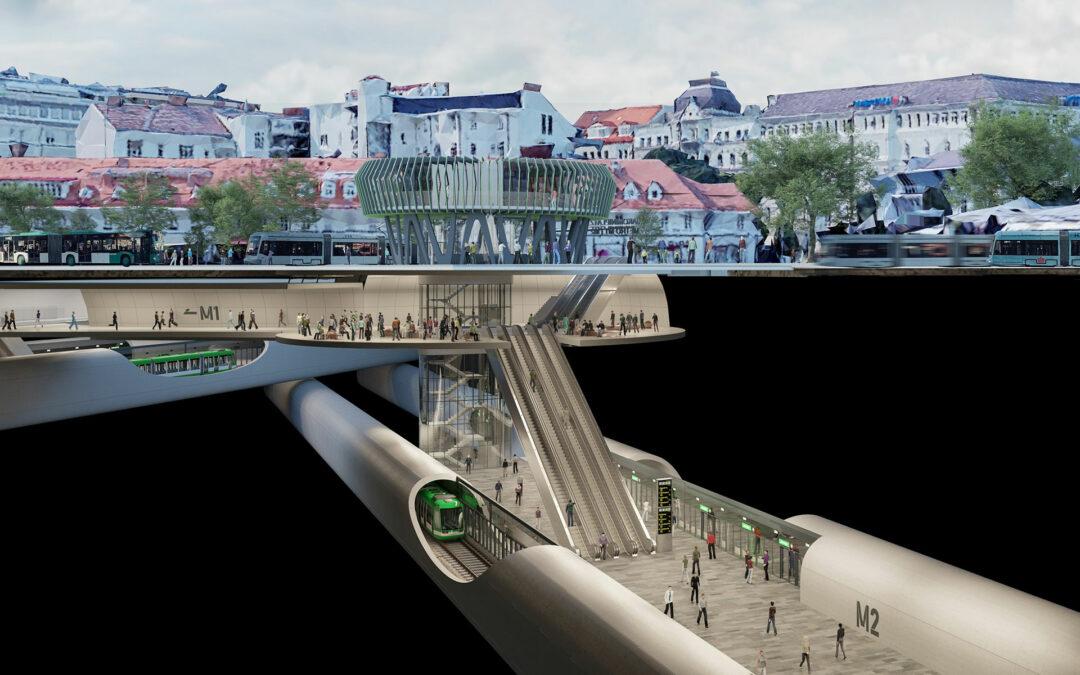 Die Grazer Metro