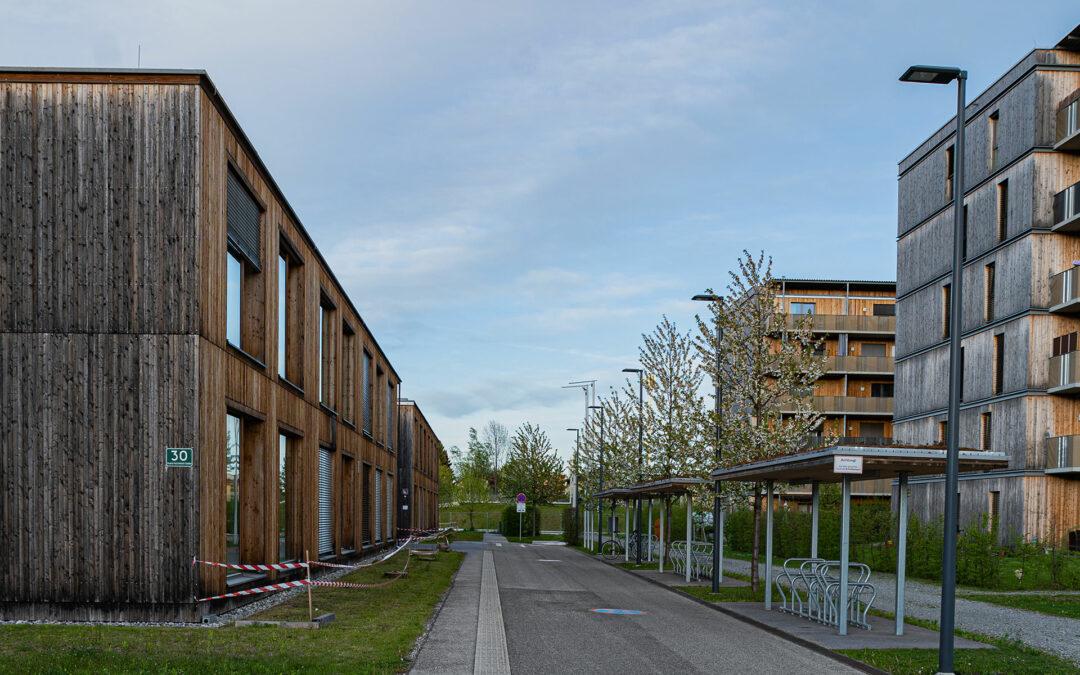 Der neue Stadtteil Reininghaus