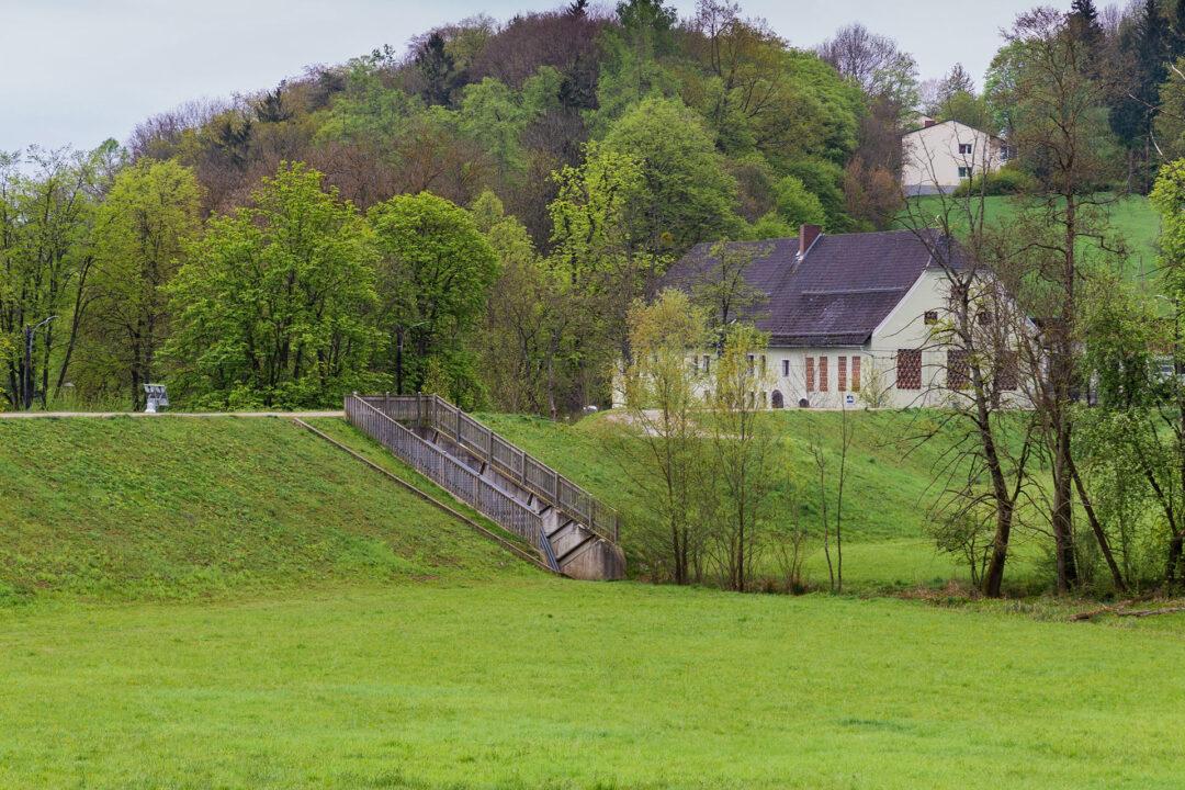 Die Wiederbelebung der Bäche und der Grazer Hochwasserschutz
